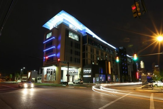 Aloft Oklahoma City Downtown –Bricktown