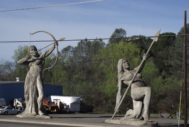 Be Awe Struck To See Great Statues Of Auburn