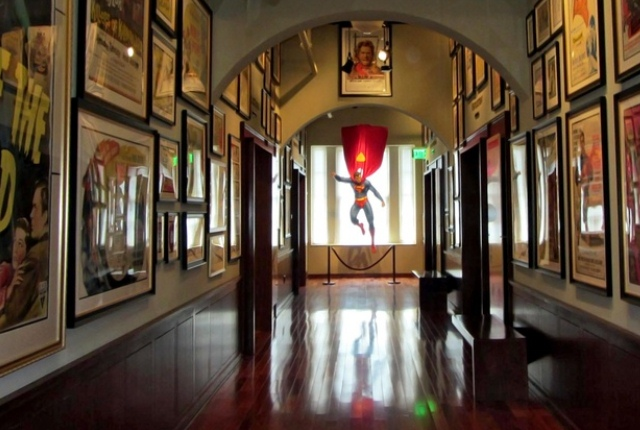 Be Awestruck In Geppi's Entertainment Museum