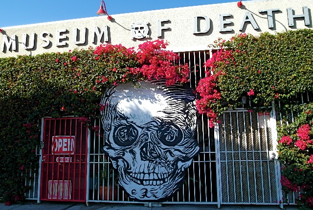 Face The Inevitable And Dark In Museum Of Death, Hollywood
