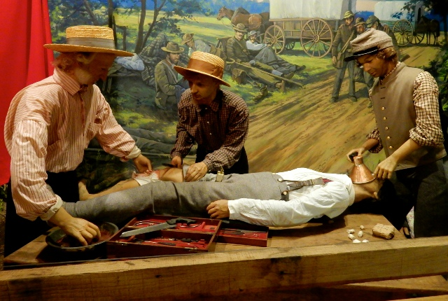 Get Informed In National Museum Of Civil War Medicine