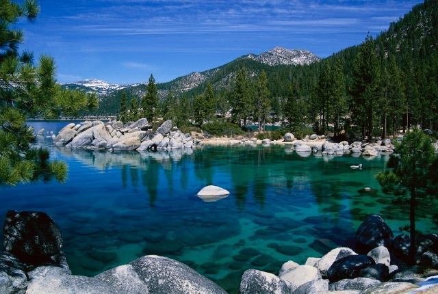 Lake Tahoe, California & Nevada