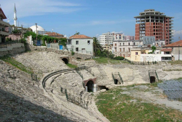 The Durres Amphitheater