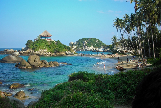 Unwind At Tayrona Nature Park