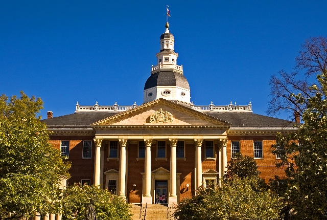 Visit The Oldest State House In Annapolis