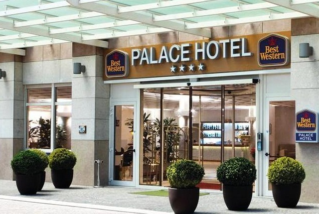Best Western Palace Hotel