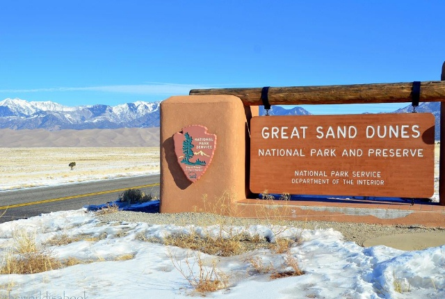 Great Sand Dunes National Park, New Mexico