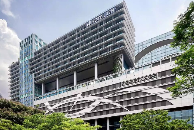 Hotel Jen Orchardgateway Singapore By Shangri La