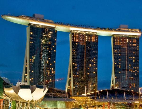 Asia pacific for Most luxurious hotel in singapore