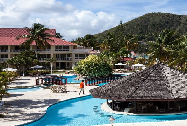 Royal St. Lucia Resort And Spa