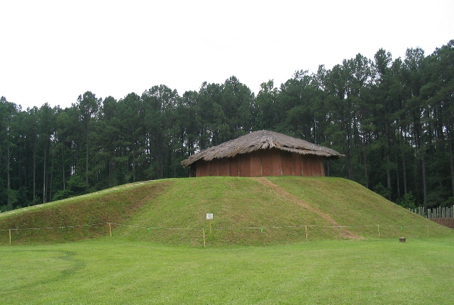 Town Creek Indian Mound, Montgomery