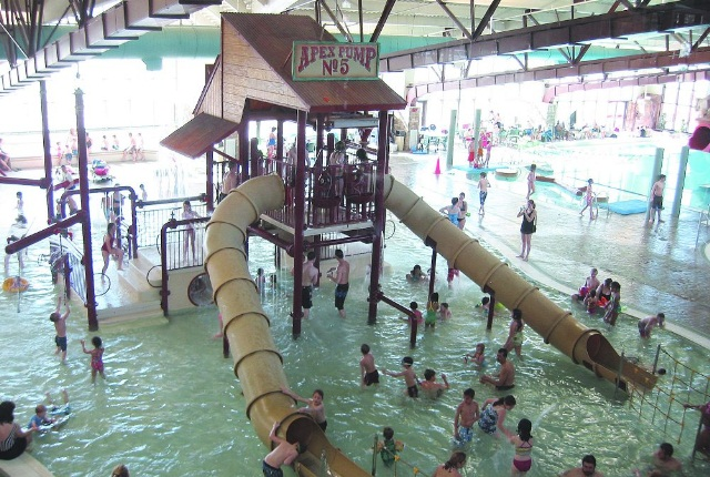 Apex Center Water Park, Colorado