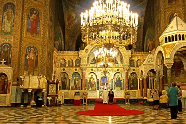 Gaze at the Iconic Alexander Nevsky Cathedral