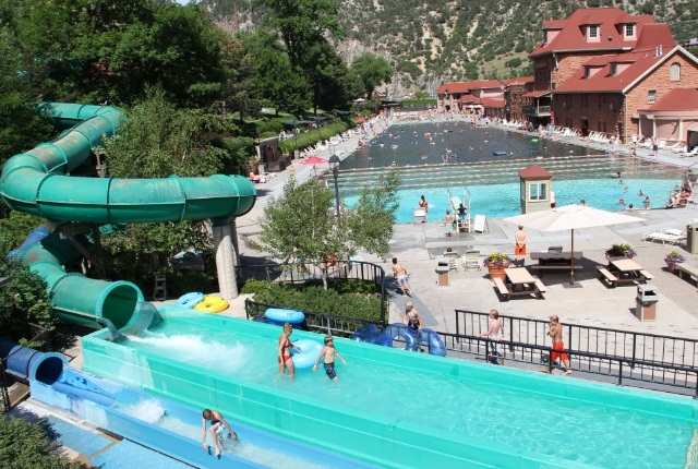 Glenwood Springs Water Park, Colorado