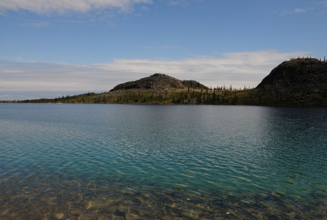 Great Bear Lake of Canada