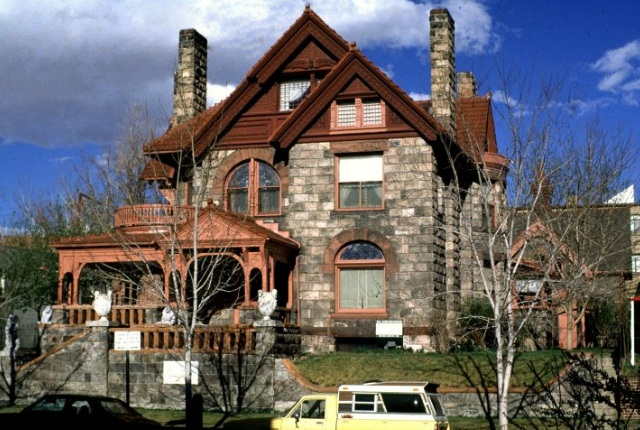 House Of Molly Brown