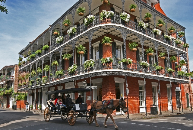 New Orleans, US
