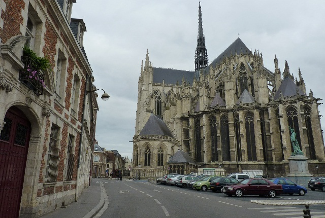 Visit The Amiens Cathedral