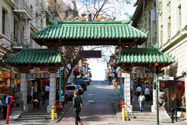 Visit The Chinatown