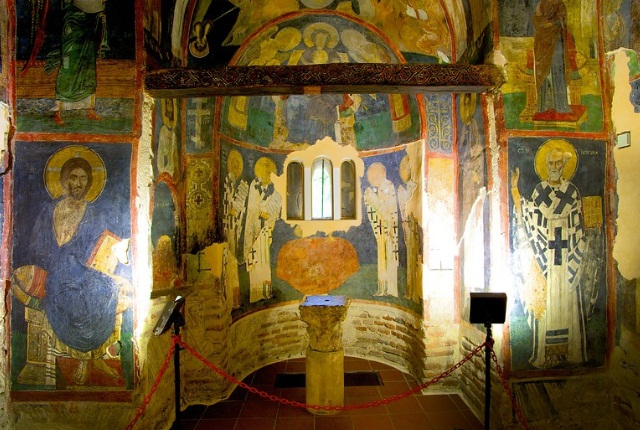 Visit the Medieval Boyana Church