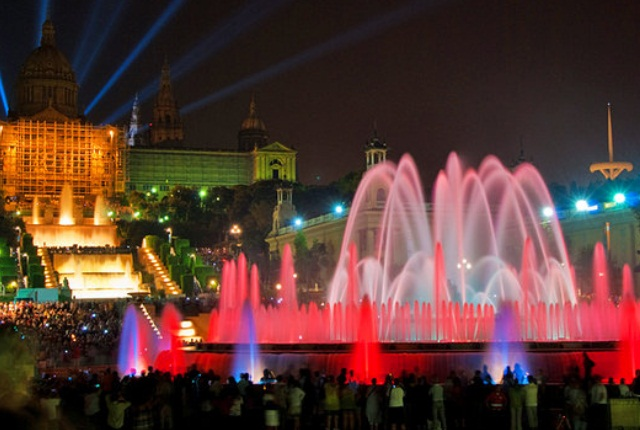 Watch The Magic Fountain Of Montjuic