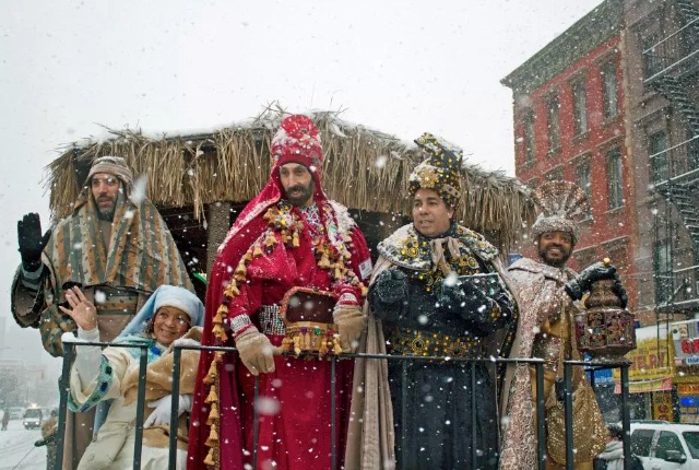 Three Kings Day, Festival