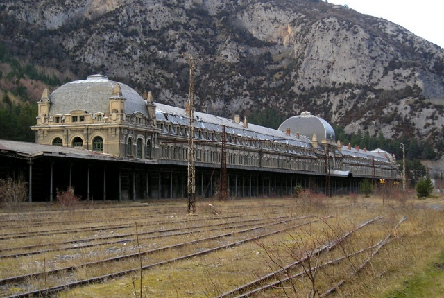 Canfranc Station, Spain