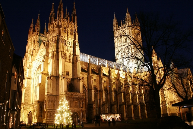 Canterbury Cathedral: