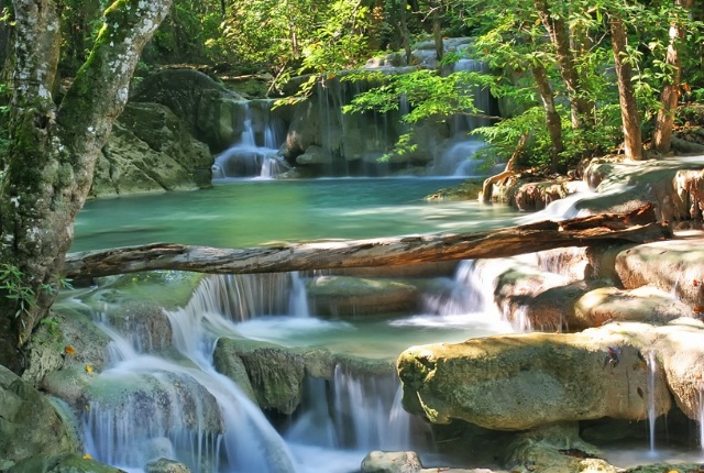 Explore Erawan National Park
