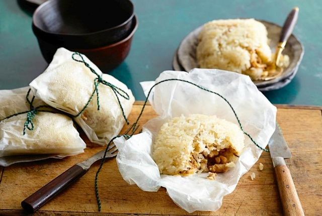 Glutinous Rice Dumplings