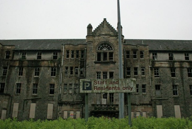 Hartwood Mental Hospital, Scotland