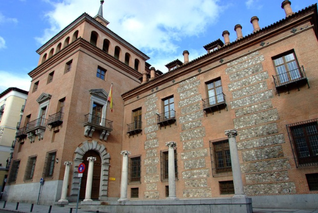 House Of Seven Chimneys, Madrid