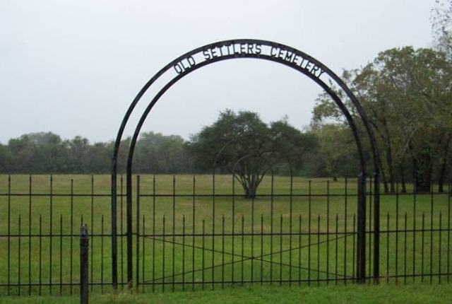 Old Settler's Cemetery, Pearland