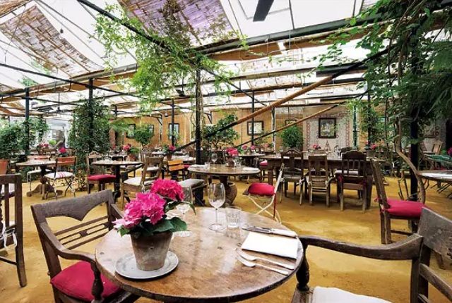 Petersham Nurseries Cafe London