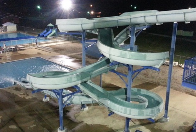 Red Bay Water Park, Alabama