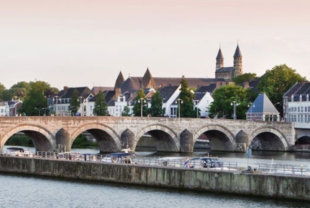 Stroll Across Iconic Saint Servatius Bridge
