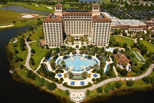 The Ritz- Carlton , Grande Lakes