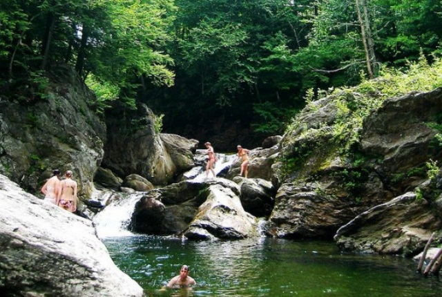 swimmingholes.org Vermont Swimming Holes and Hot Springs