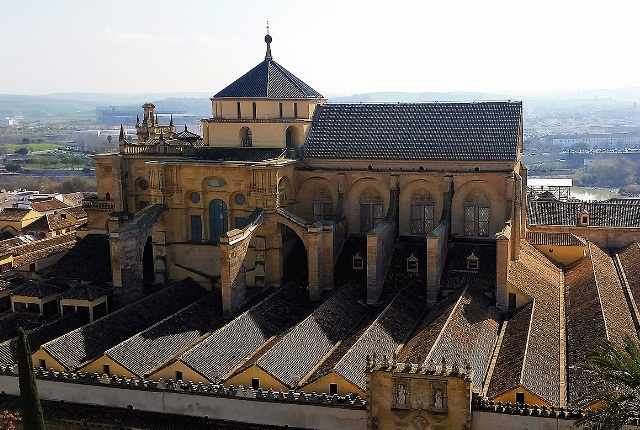 Visit The Great Mosque Of Cordoba