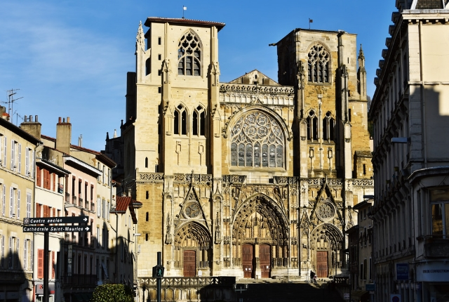 Cathedral Of Vienne