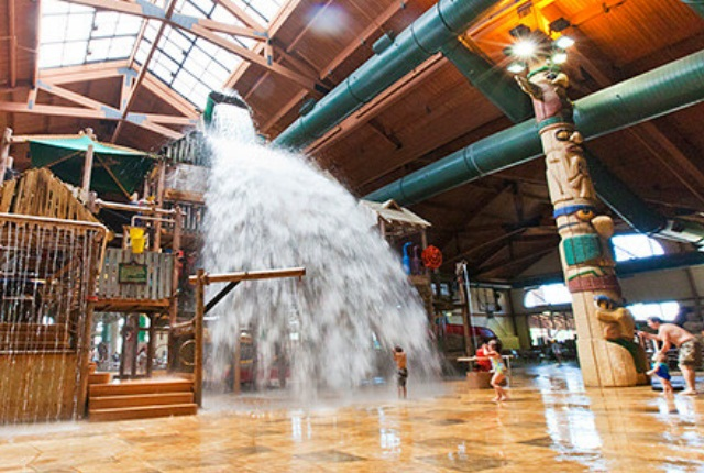 Great Wolf Lodge, Concord