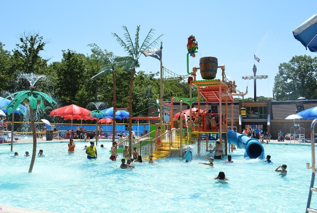 Pirate's Cove Water Park