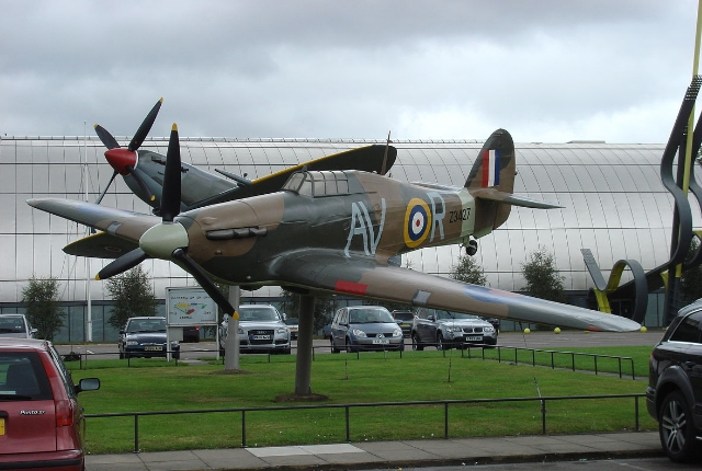 Royal Air Force Museum, Shropshire