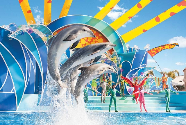 SeaWorld Parks and Resorts, Orlando