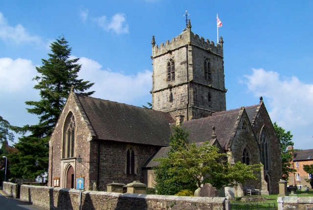 St Laurence's Church, Shropshire