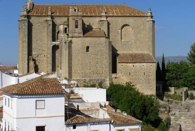 The First Church Of Ronda
